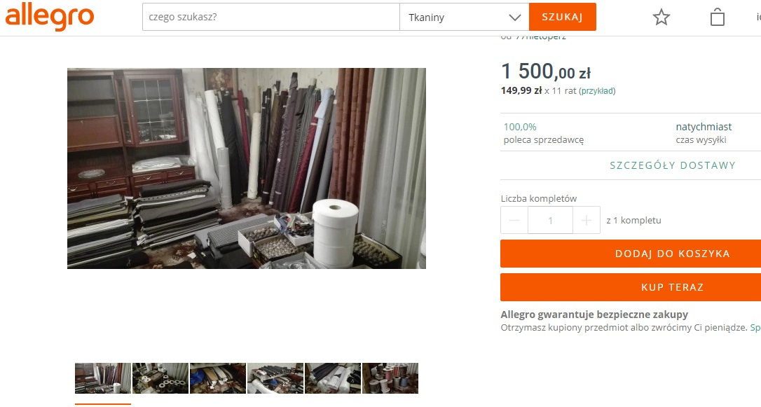 "I know that number ""1500"" seems really huge to us. It is really $400.72 in USD.  These are the pictures of the things that were included."