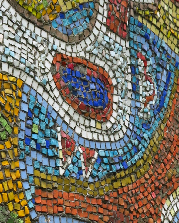 The mosaic was wonderful!