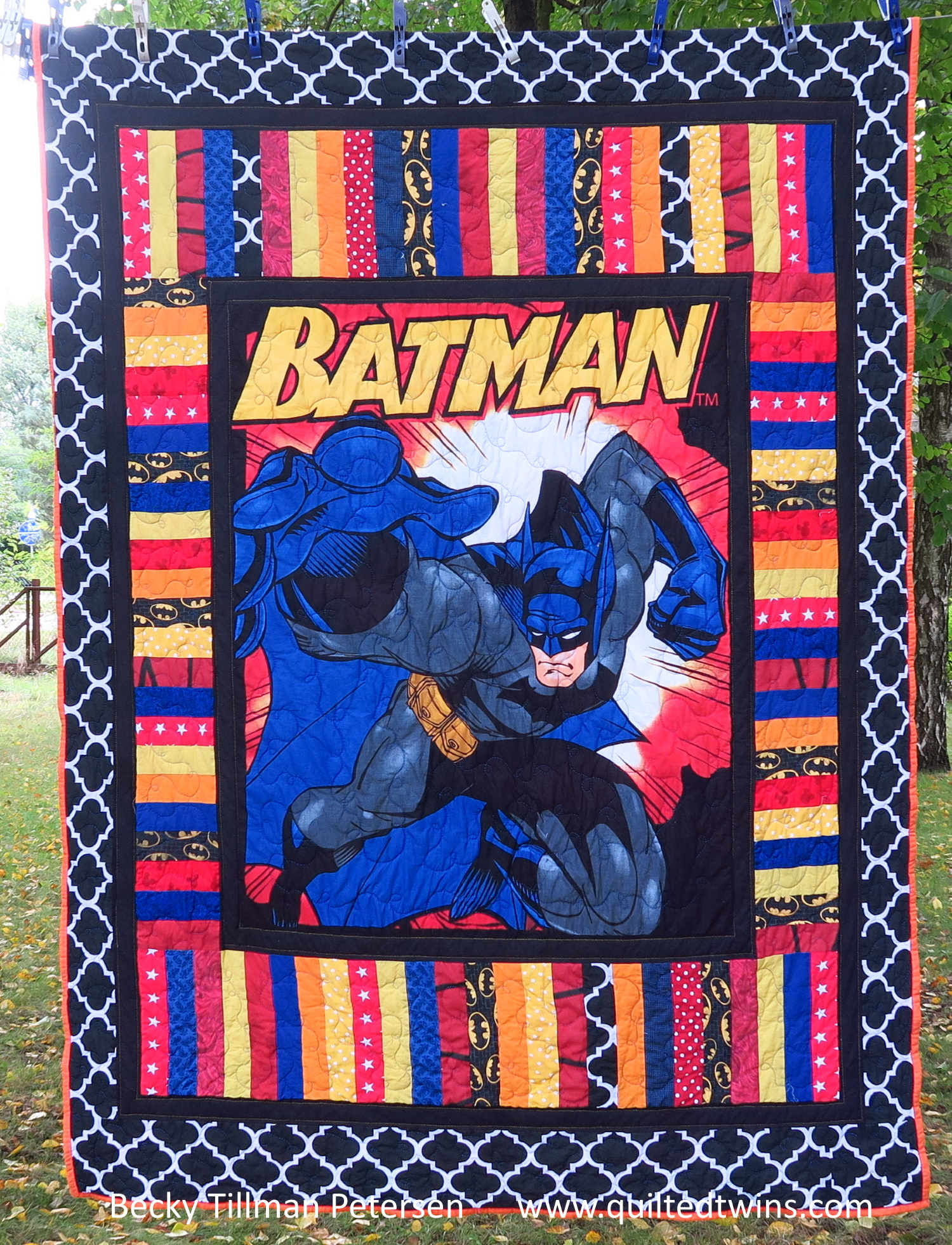 Charity Quilt 1 - Panel