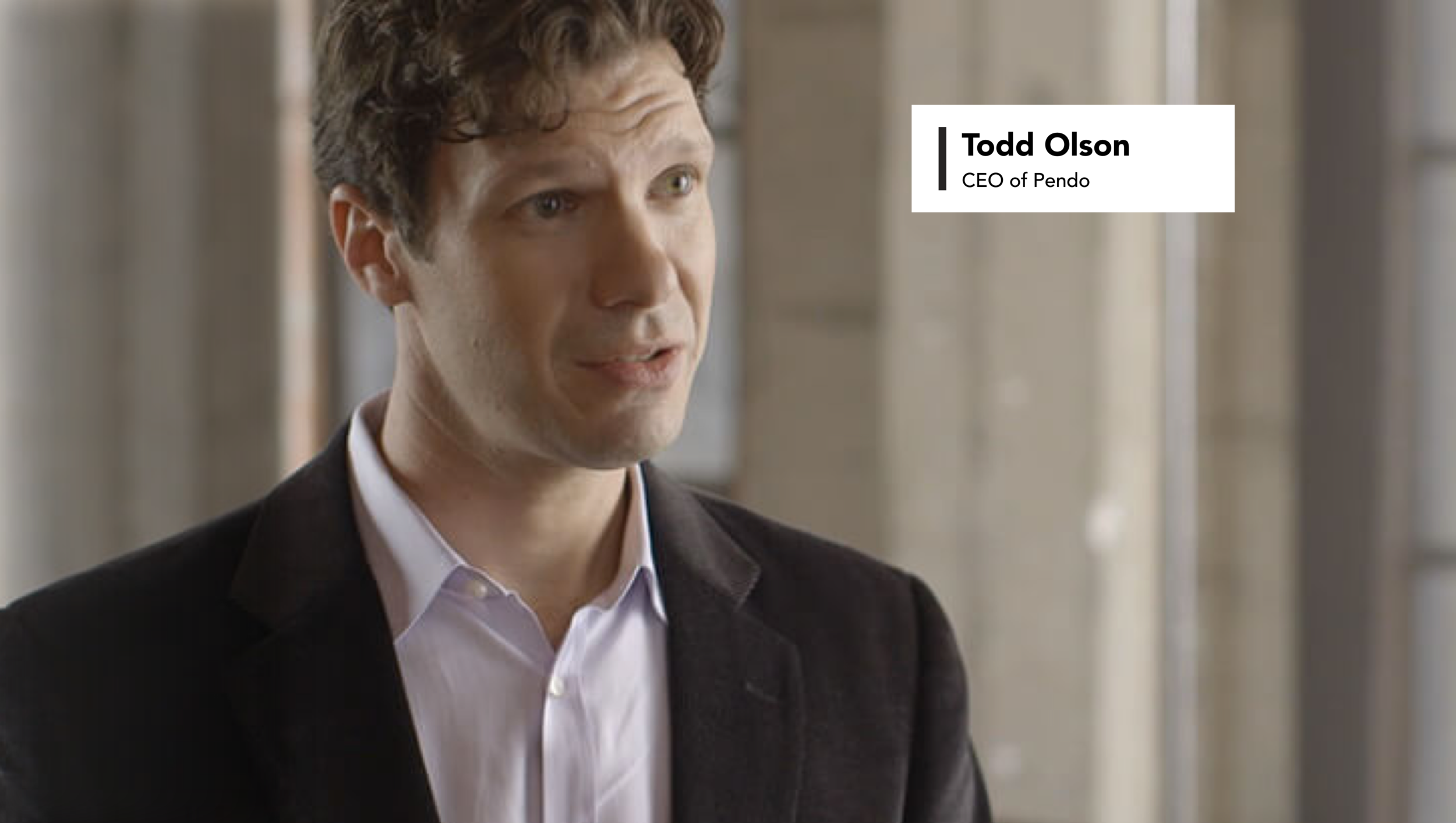 Todd Olson, Business and Pleasure