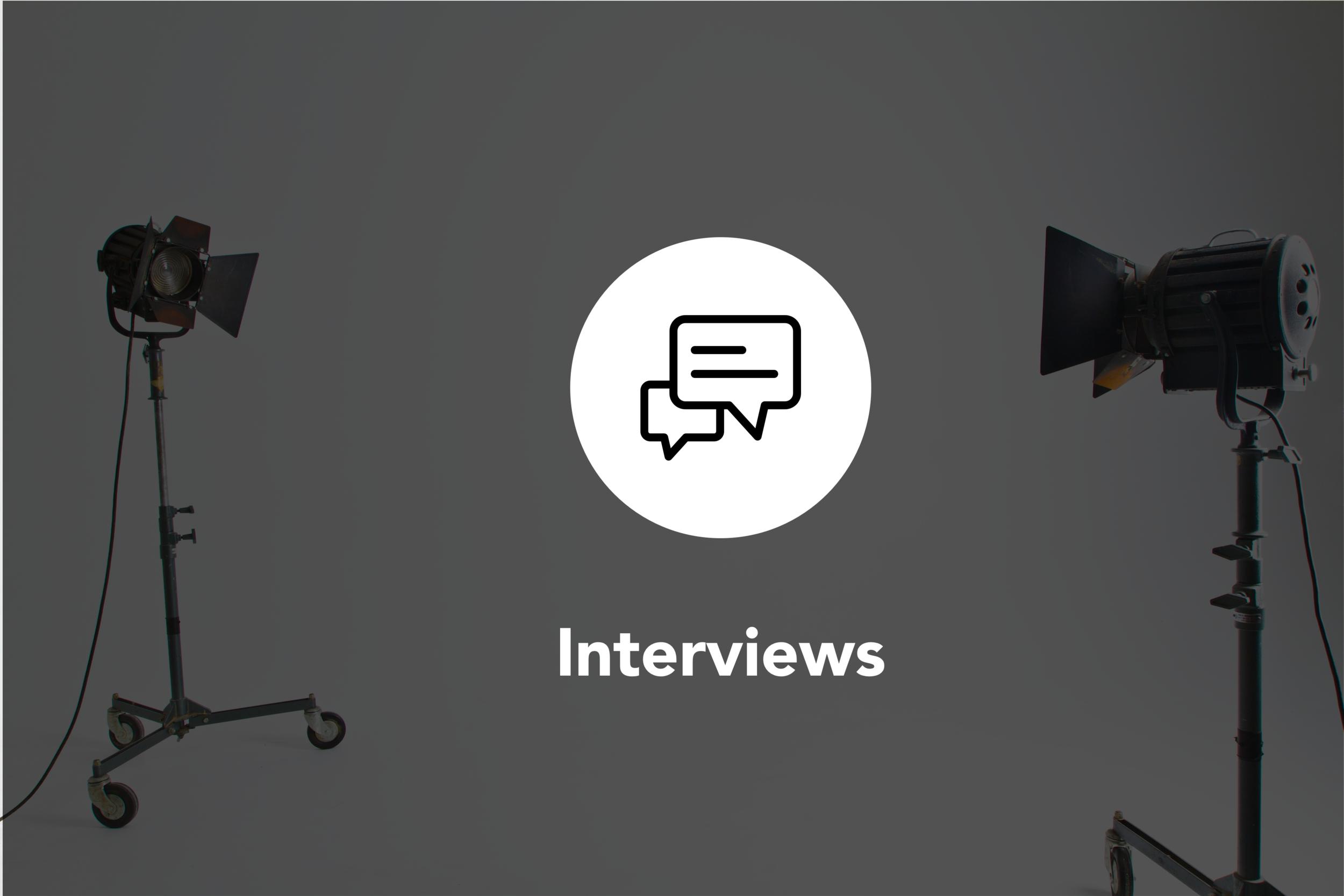 Interviews,businessandpleasure