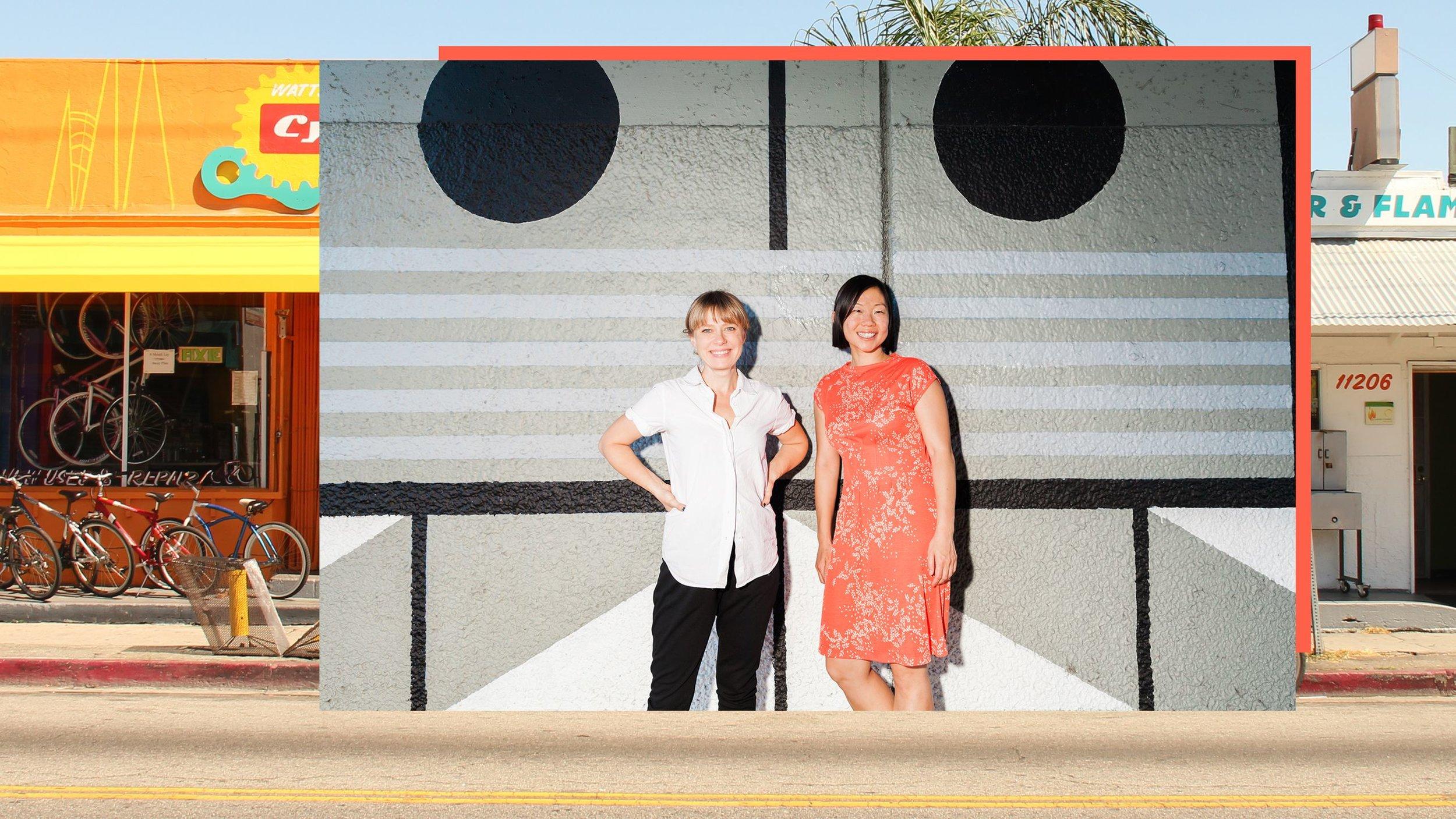 """""""Groundbreakers: LA-Más is building a more equitable Los Angeles."""" in  Curbed ."""
