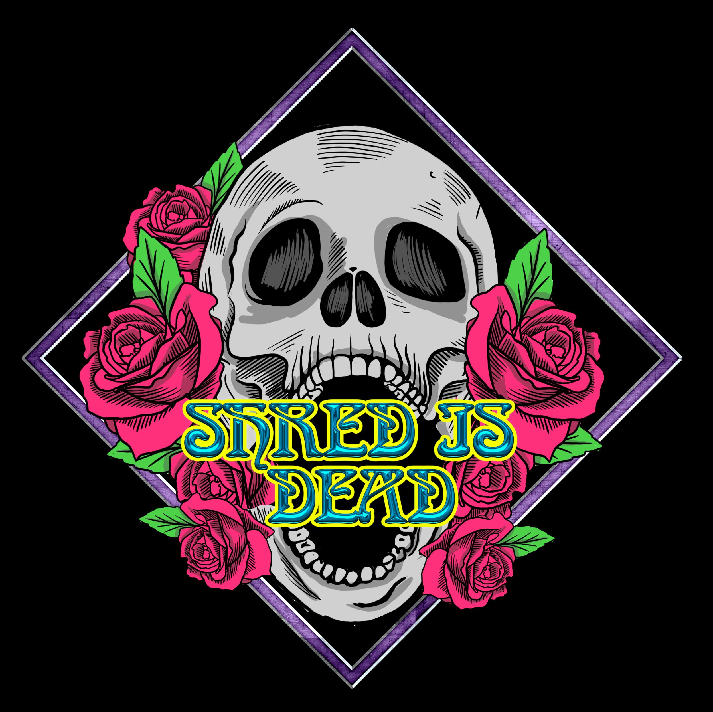 Shred is Dead Logo 1