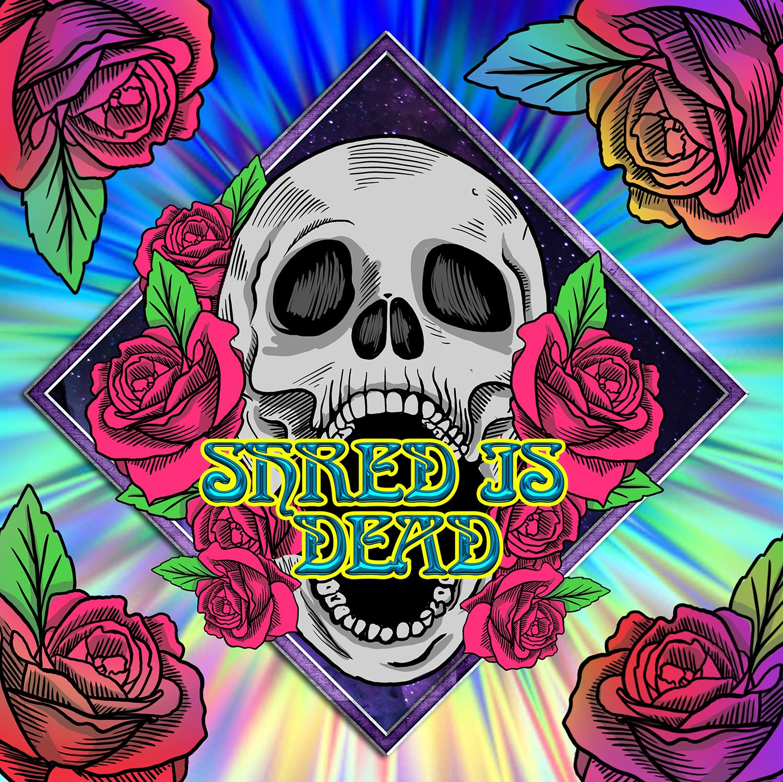 Shred is Dead Logo 2