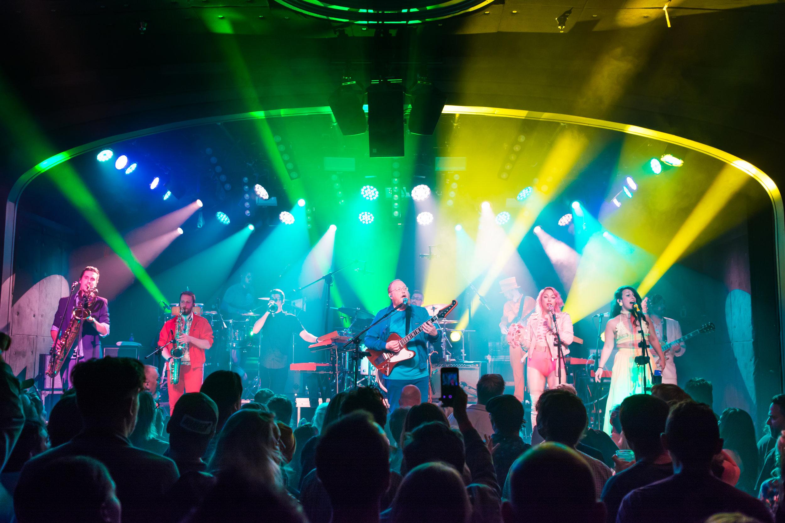 Turkuoz & New Mastersounds - The Teragram Ballroom | November 10, 2016
