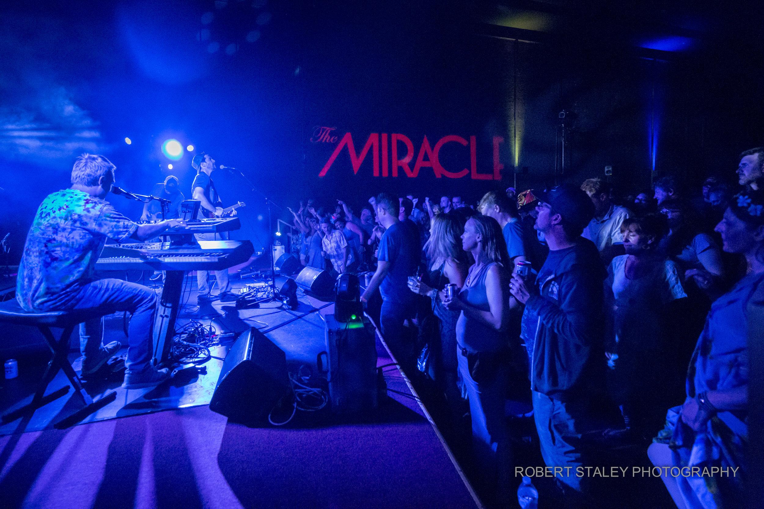 Shaky Feelin - The Miracle Theater | July 27, 2018