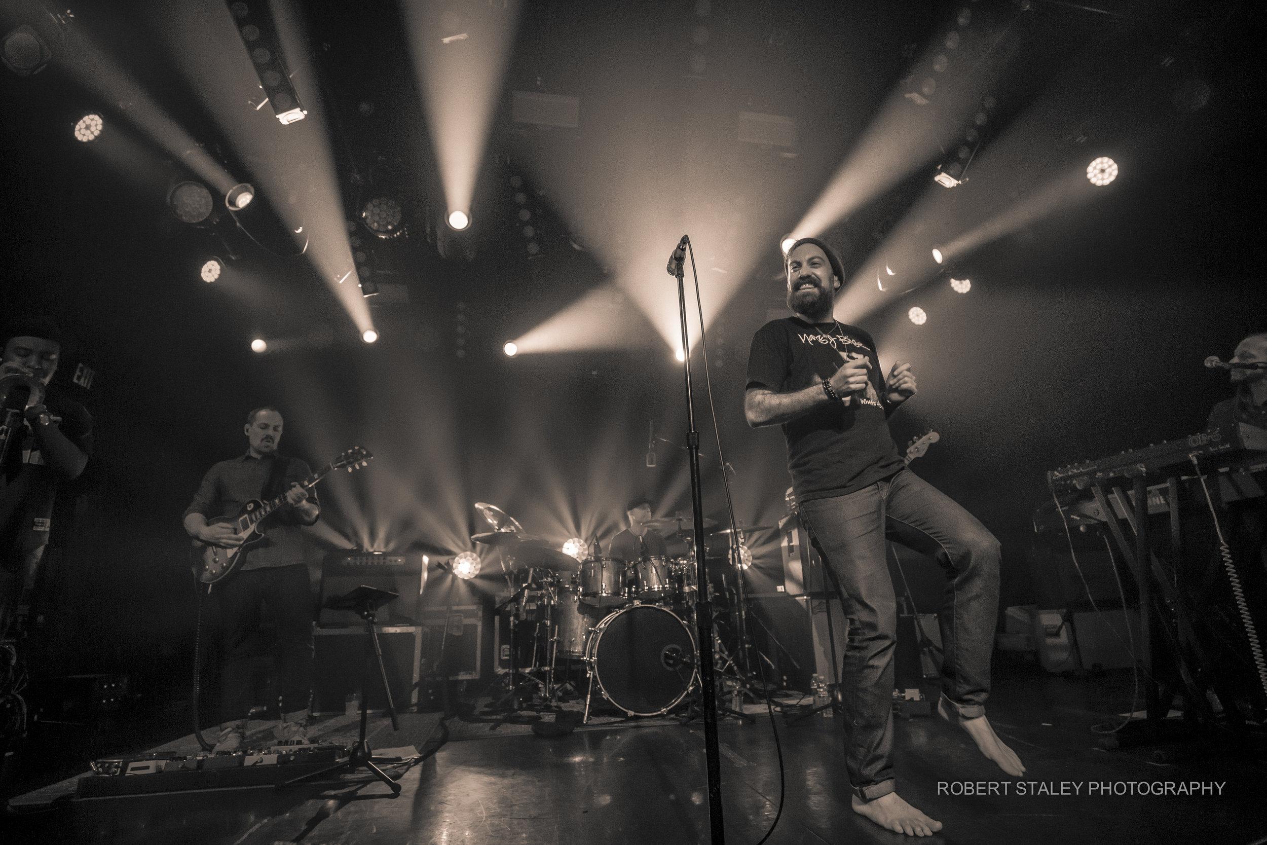 The Motet with The Dip - The Teragram Ballroom | November 1, 2018
