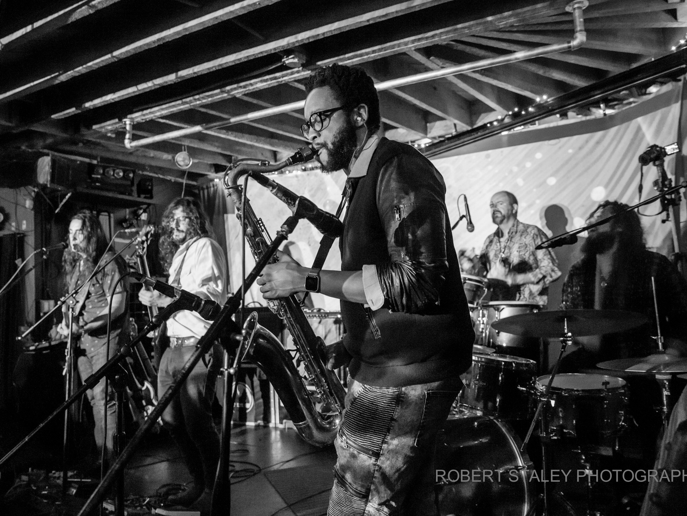 3rd Annual Festivus of Funk with GrooveSession and Rat Soup - TRiP | December 15, 2018