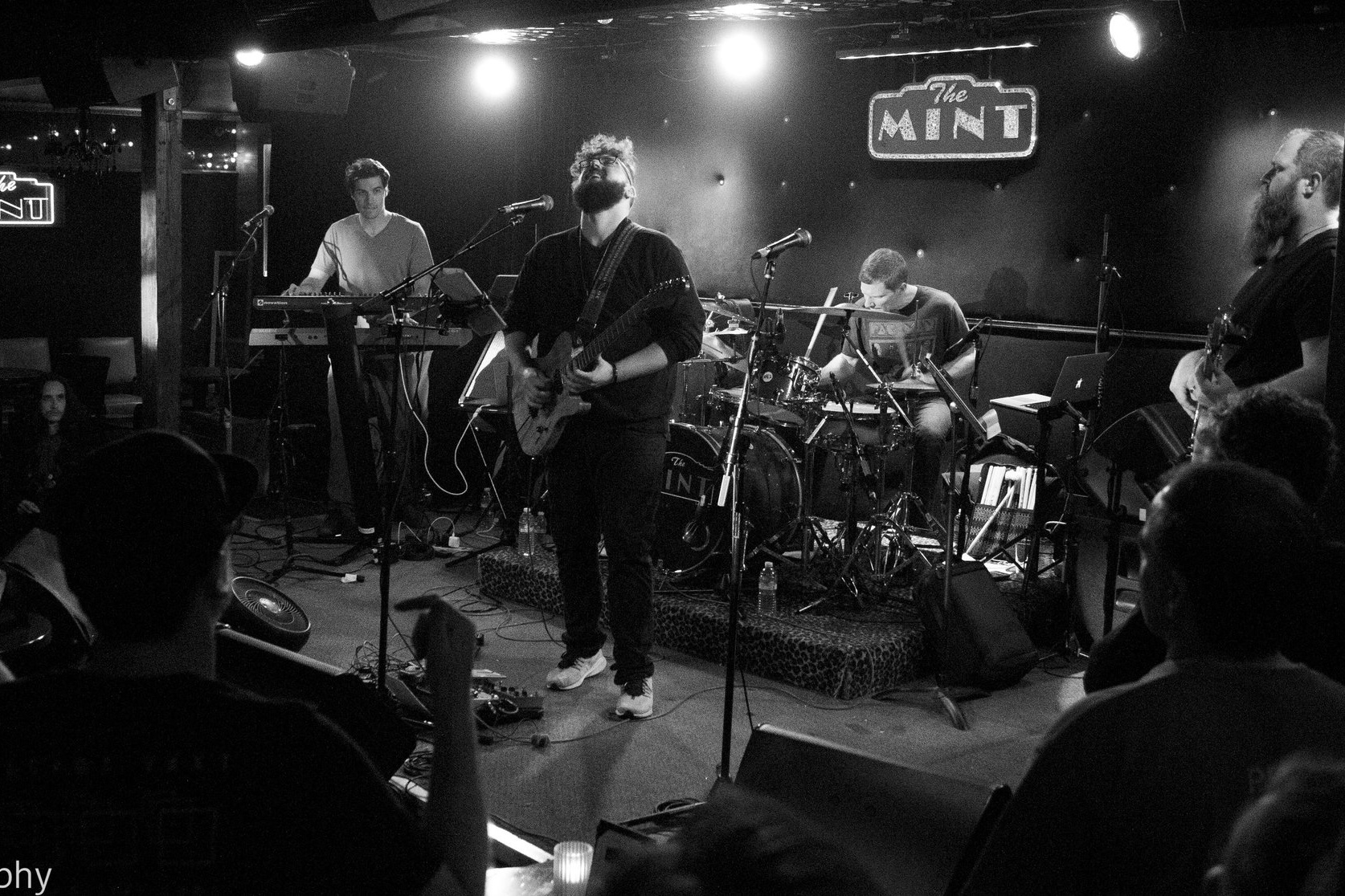 Marcus Rezak ft. members of The Disco Biscuits + Shred is Dead - The Mint LA   June 15, 2019