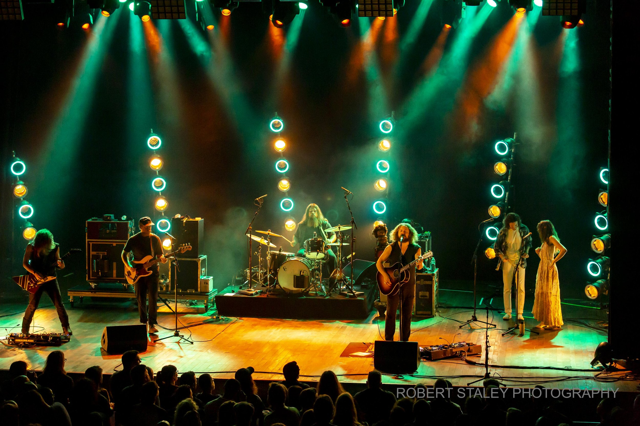 Jim James + Claypool Lennon Delirium - House of Blues Anaheim | July 2, 2019