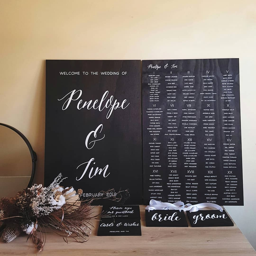 Seating Chart Wedding.Black Seating Chart Wedding Seating Plan Wooden Wedding Sign Seating Chart Find Your Seat Handpainted Seating Sign Wedding Reception Seating