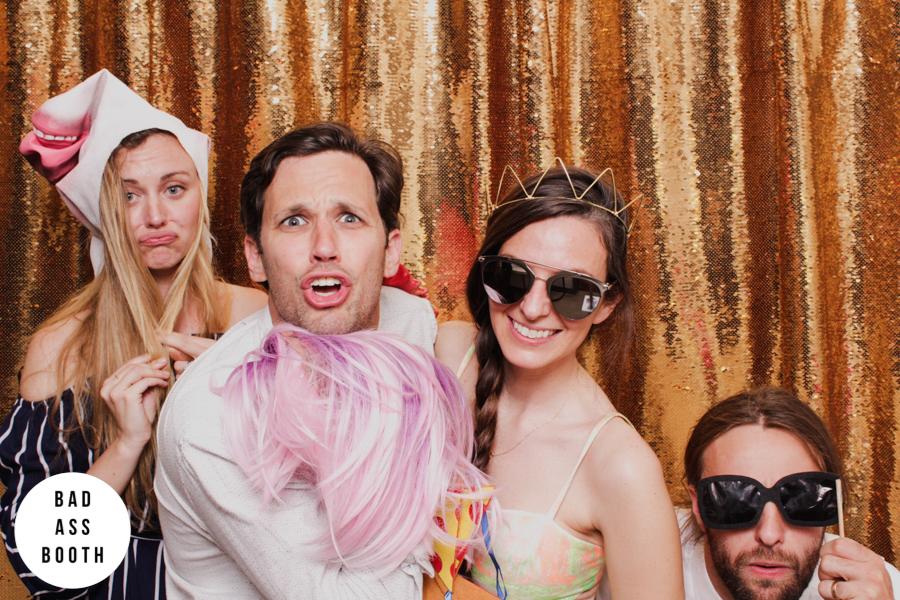 Hofheimer Wedding photobooth