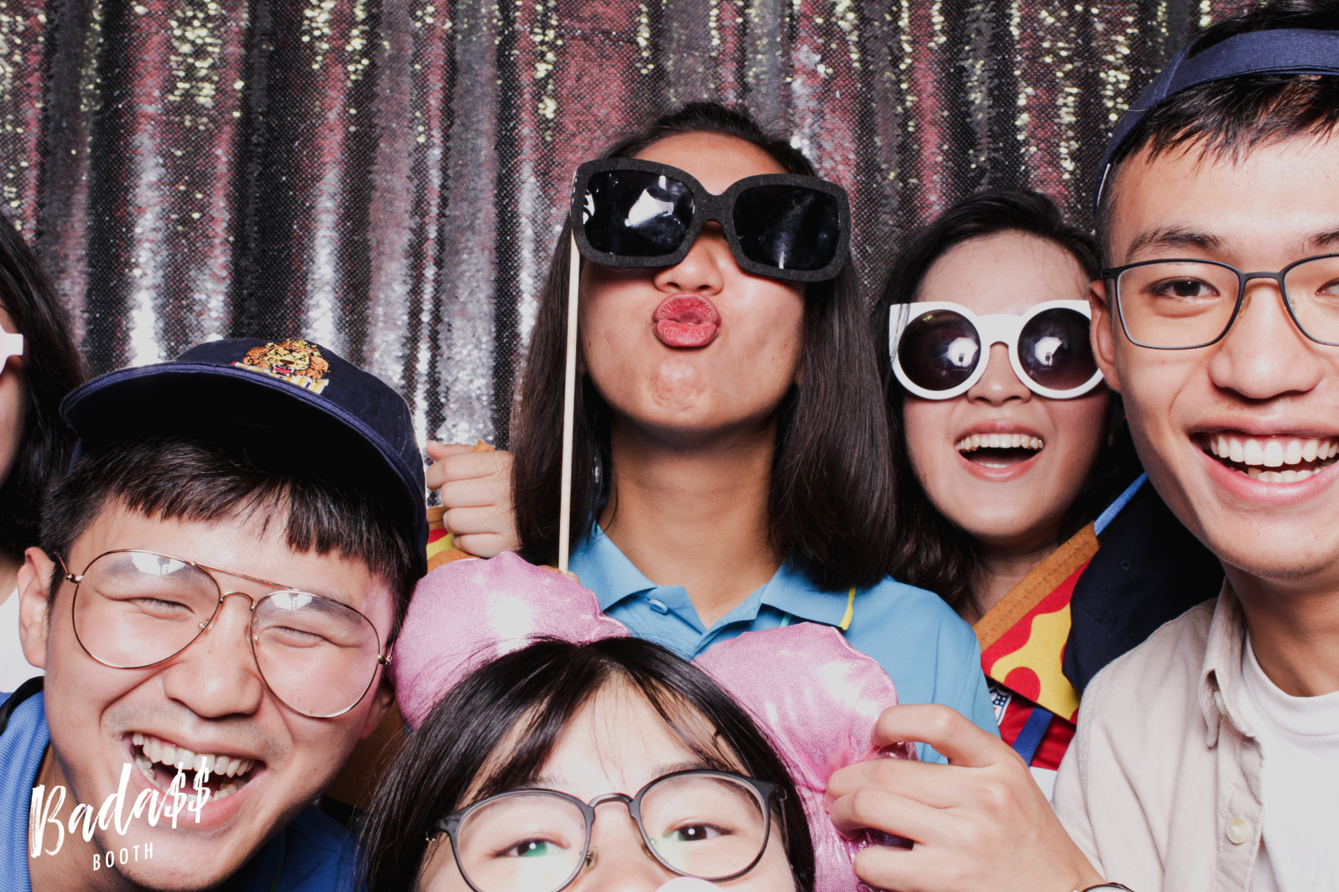 Kings Dominion Photo Booth
