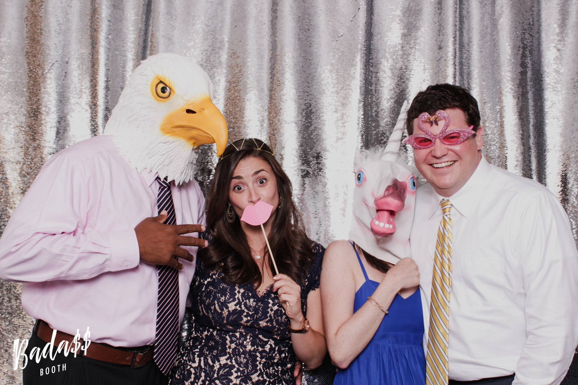 Willow Oaks Country Club Wedding PhotoBooth