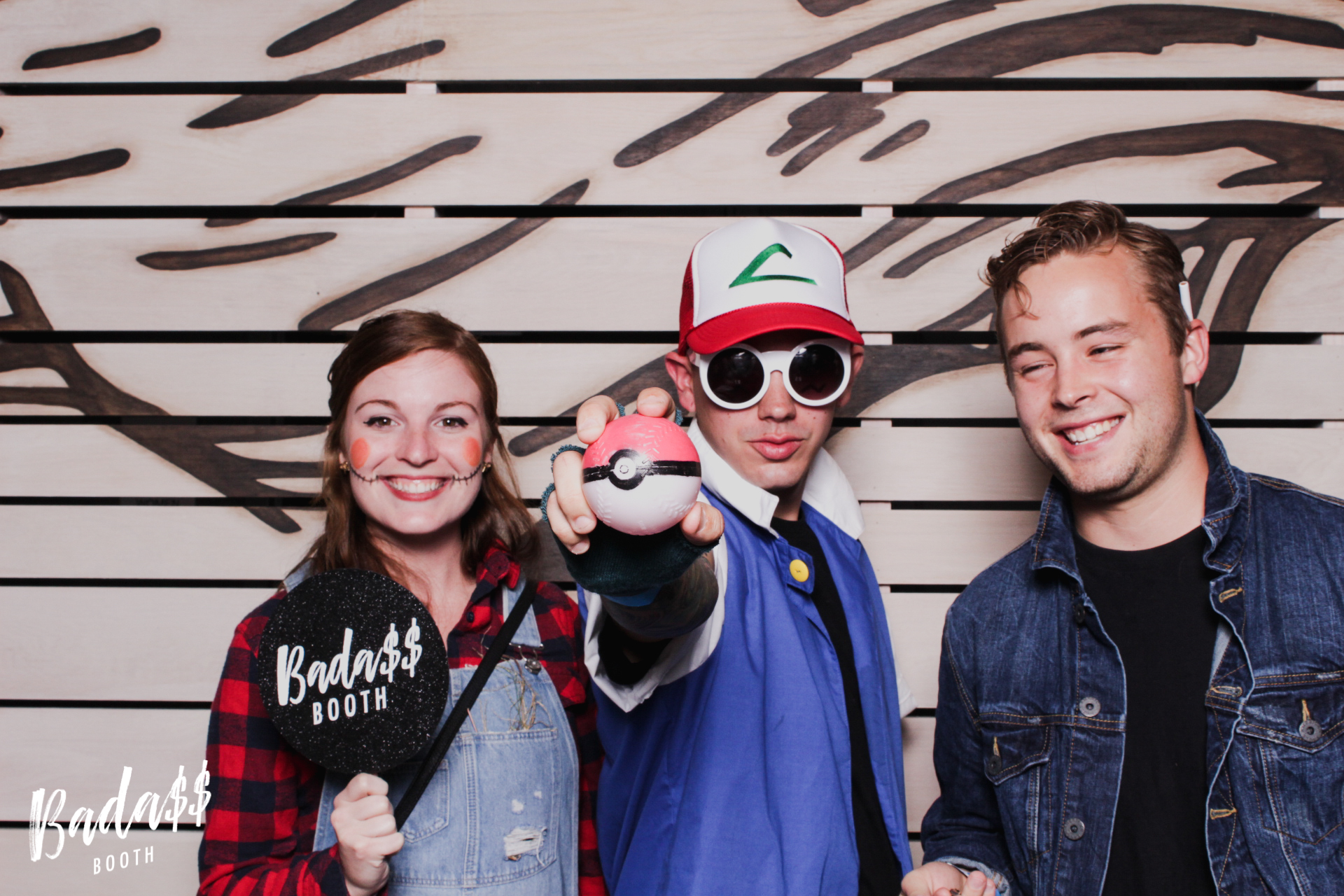 Veil Brewing Co Photo Booth