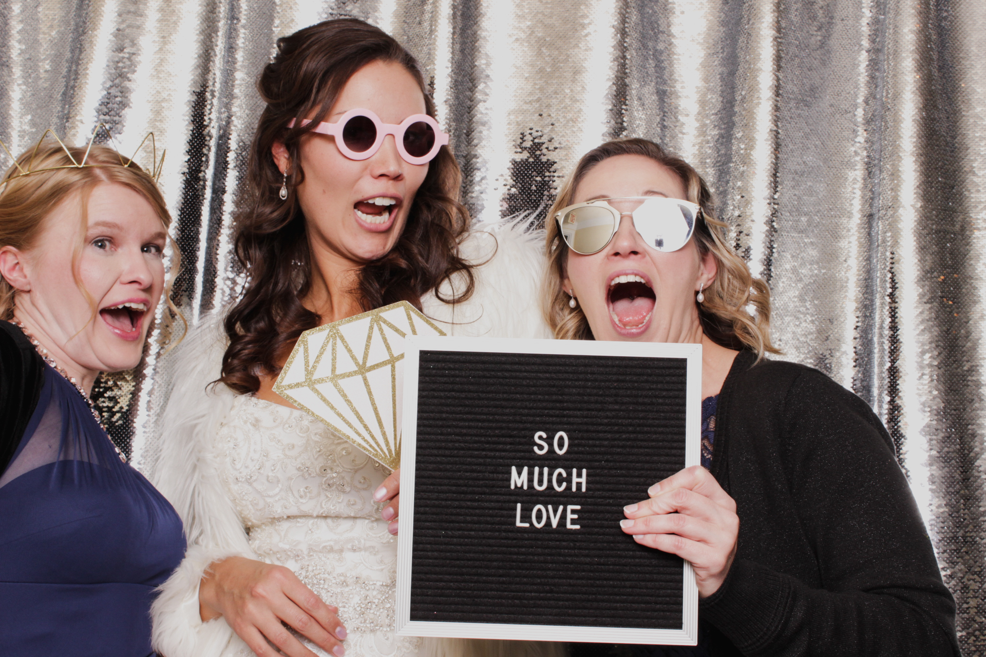The Mill at Fine CreekThe Mill at Fine Creek Wedding photo booth