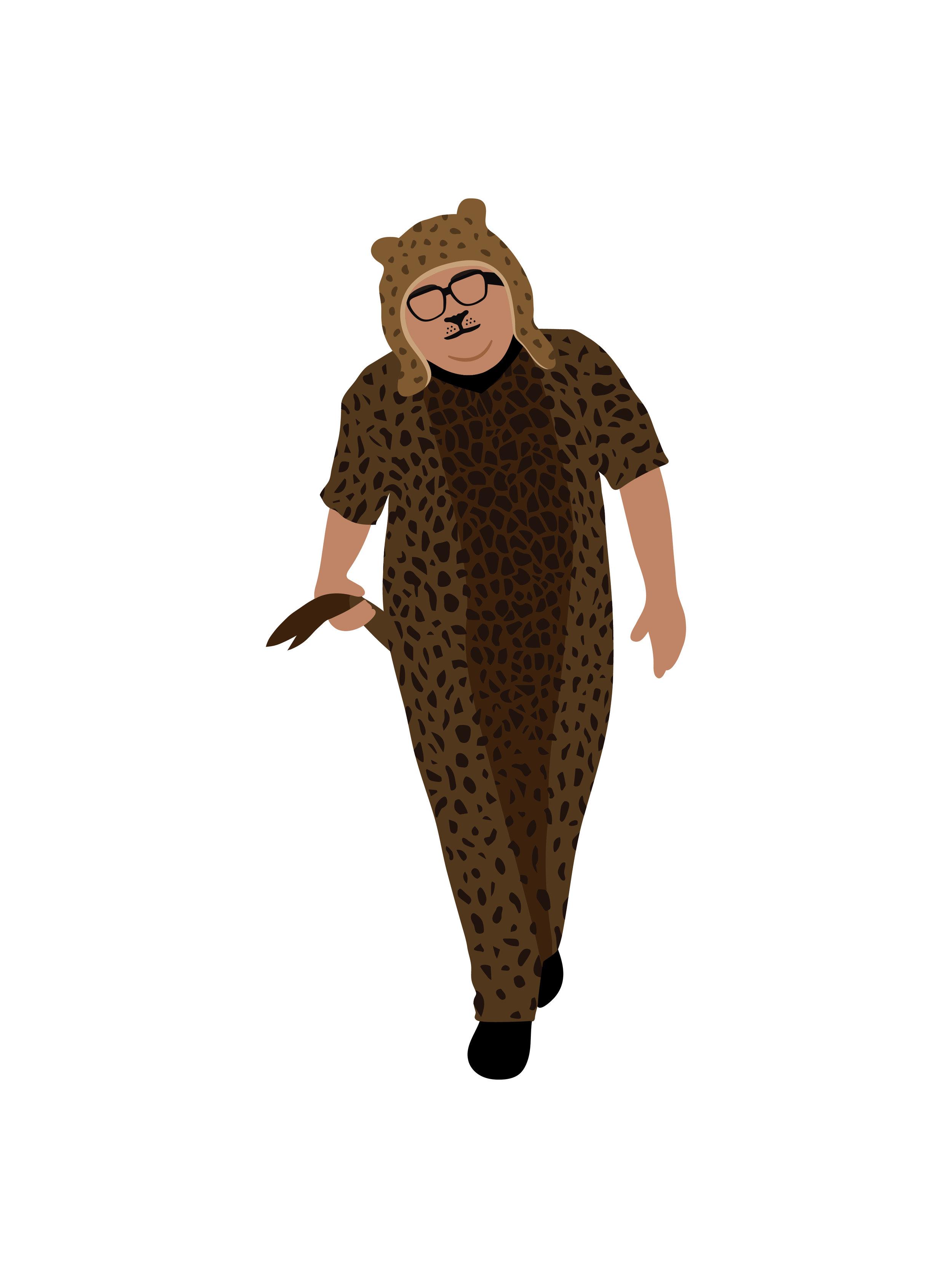 Man Cheetah