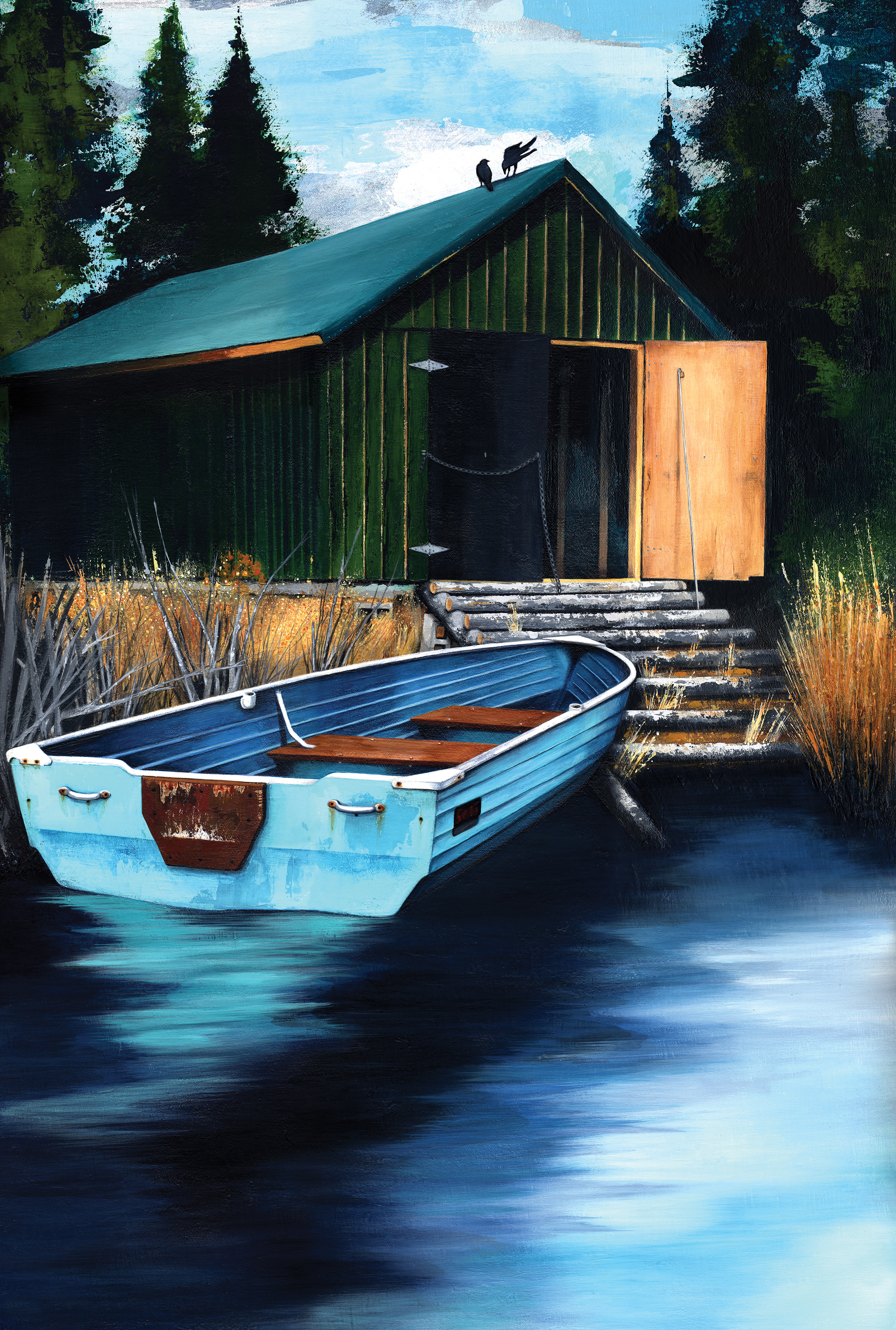 The Boathouse Beckons