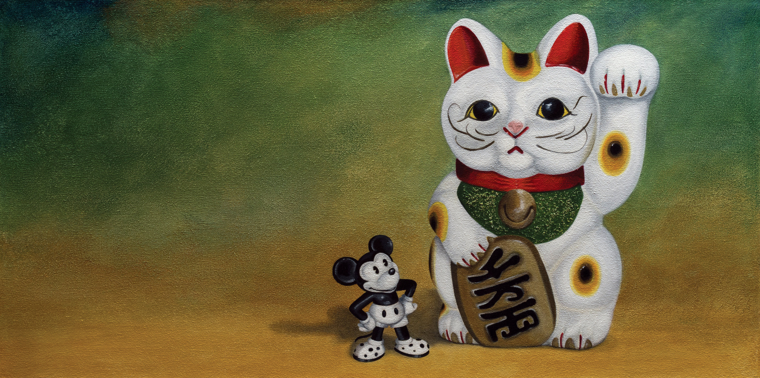 The Art of Cat and Mouse
