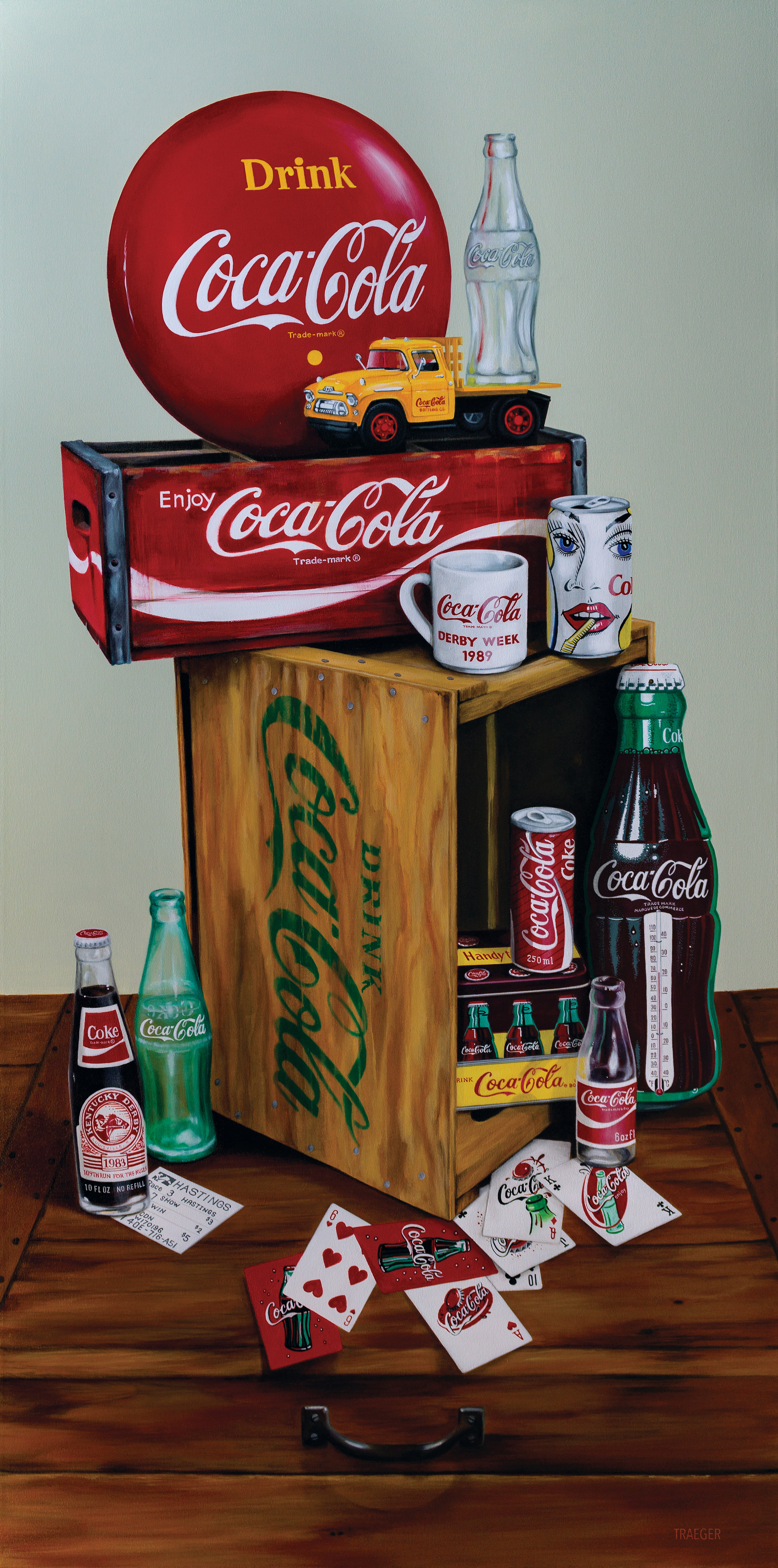 Things Go Better With Coke - SOLD