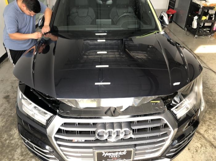 Audi Paint Protection Film.JPG