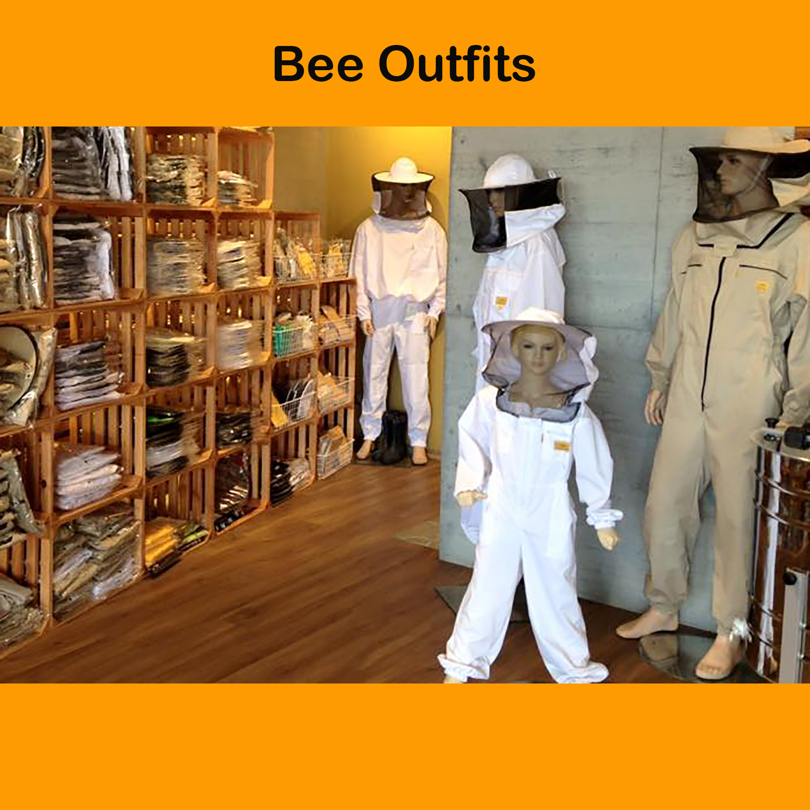 Bee Outfits