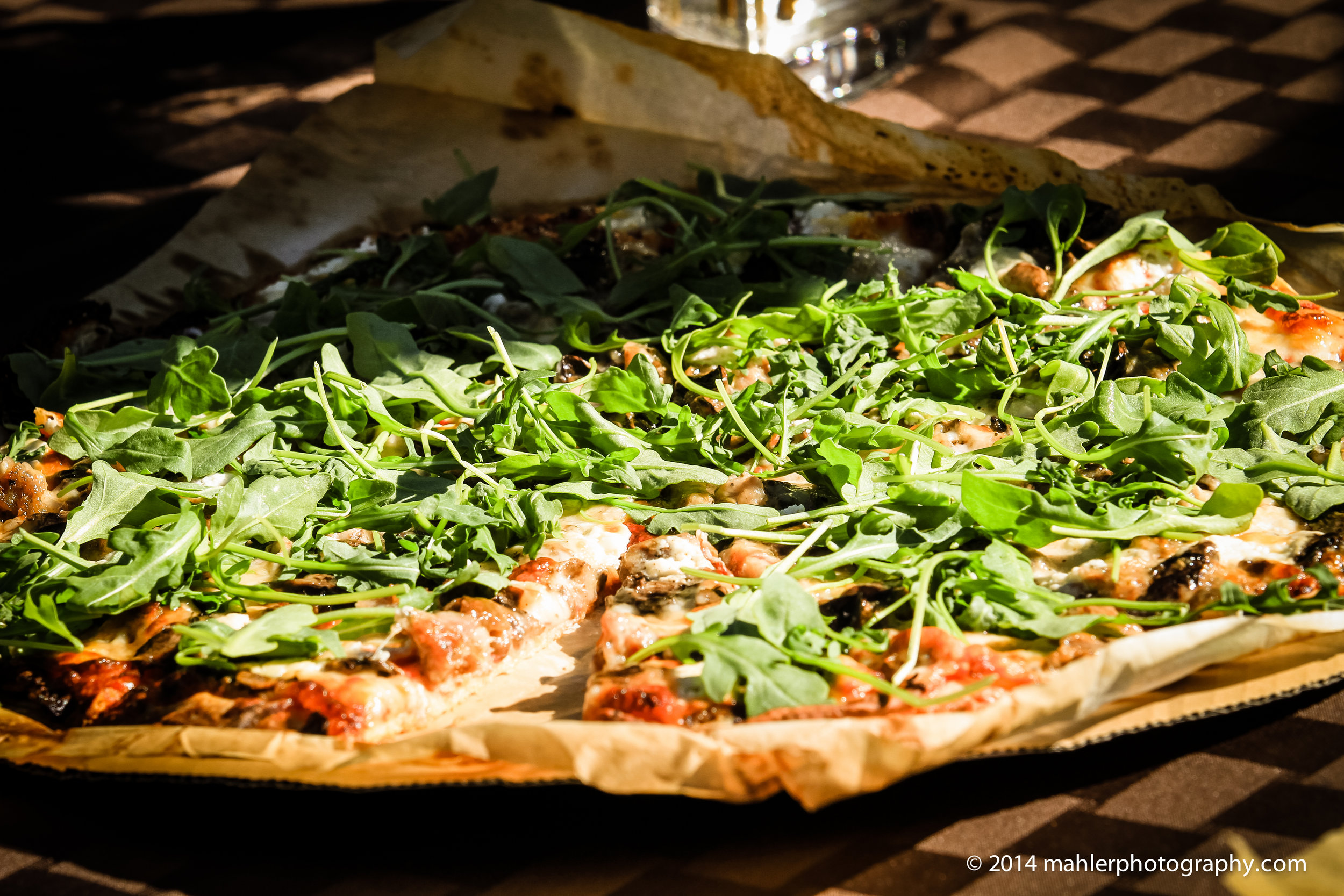Dogfather Catering Wood Fired Pizza Seattle
