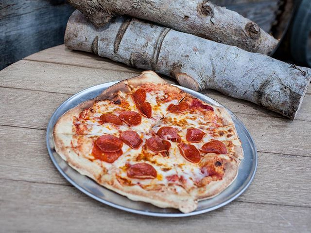 T minus 4 hours till the weekend 🎉 make your event memorable with our delicious wood fired pizzas. Give us a call! 🍕🍕🍕
