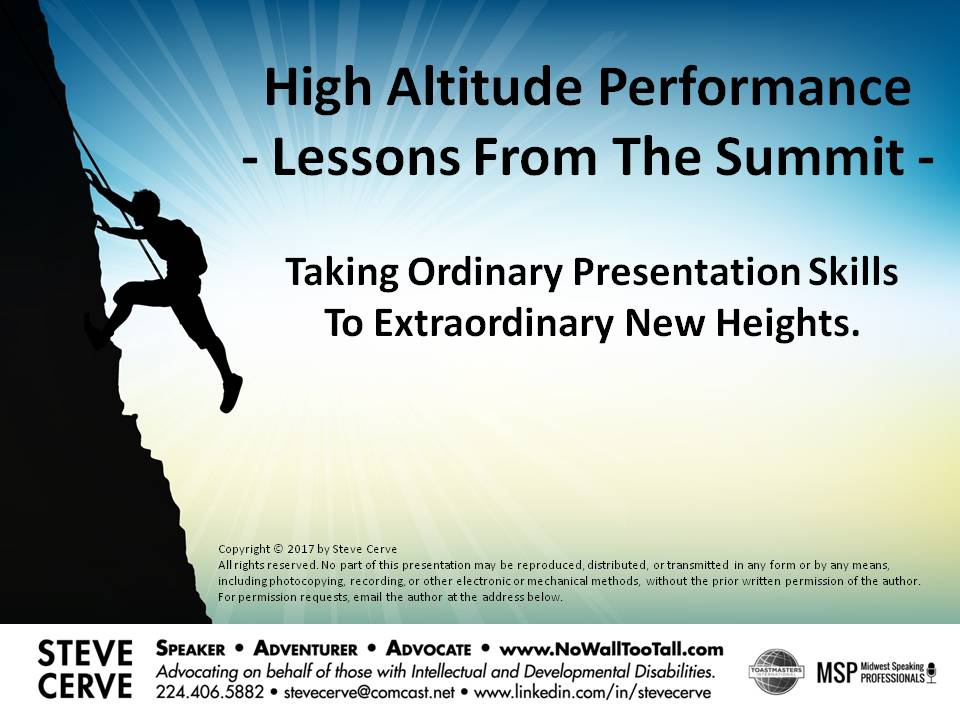 High Altitude Performance - Lessons From The Summit.jpg