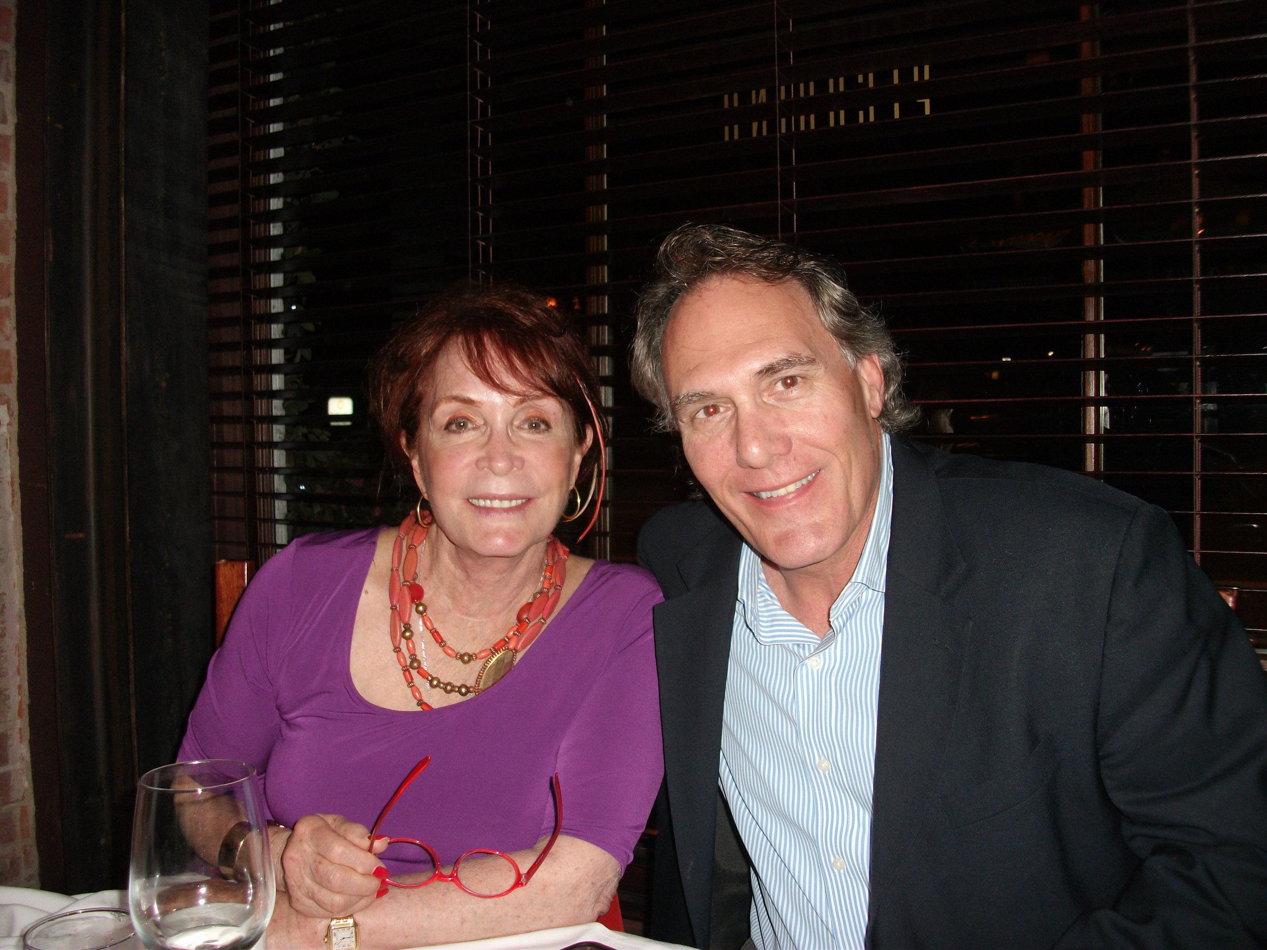 Dinner with Arlene Howard of Arlene Howard PR and Preston LA 5-4-13 .jpg