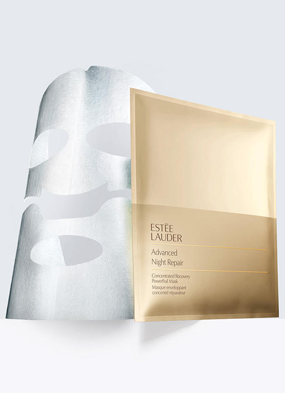 2 - Estée Lauder Advanced Night Repair PowerFoil Mask: A great pre-party booster, this infuses the skin with moisture and makes it glow. For best results use it the night before a party or event, massage in the excess and rub the tissue all over your chest and arms. Leave it on overnight for maximum benefits.