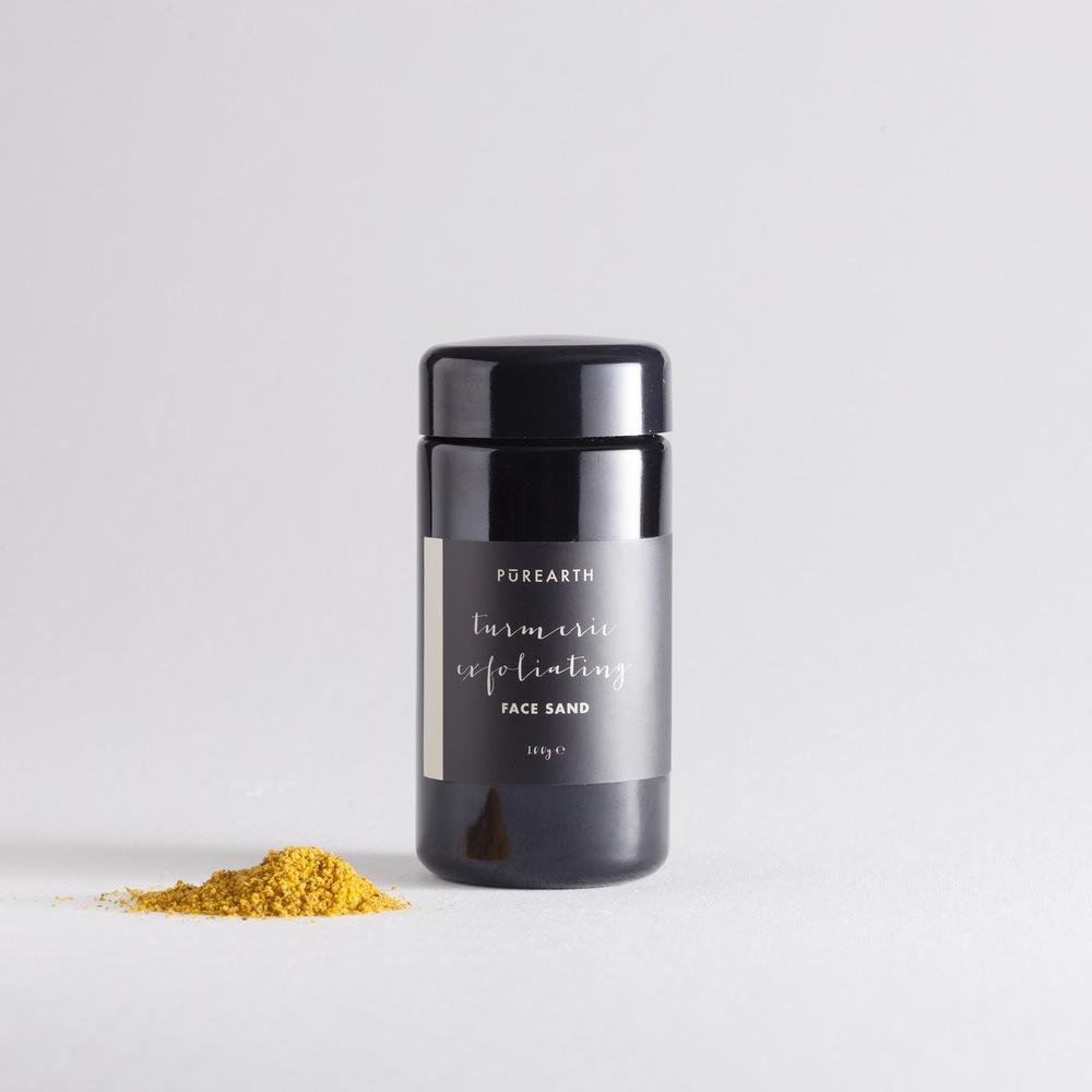 Purearth Turmeric Exfoliating Face Sand