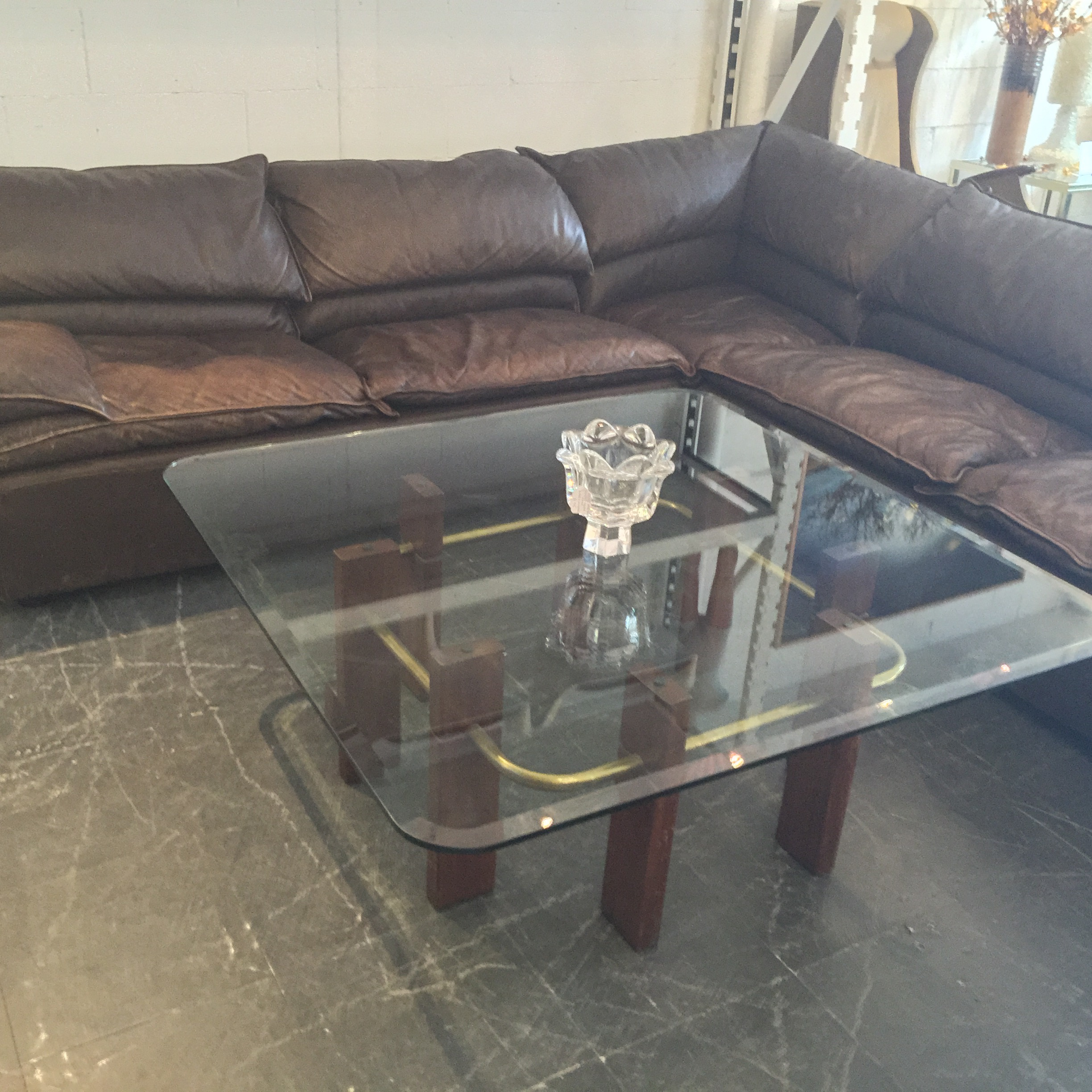 COFFEE TABLE BY ZOUREFF