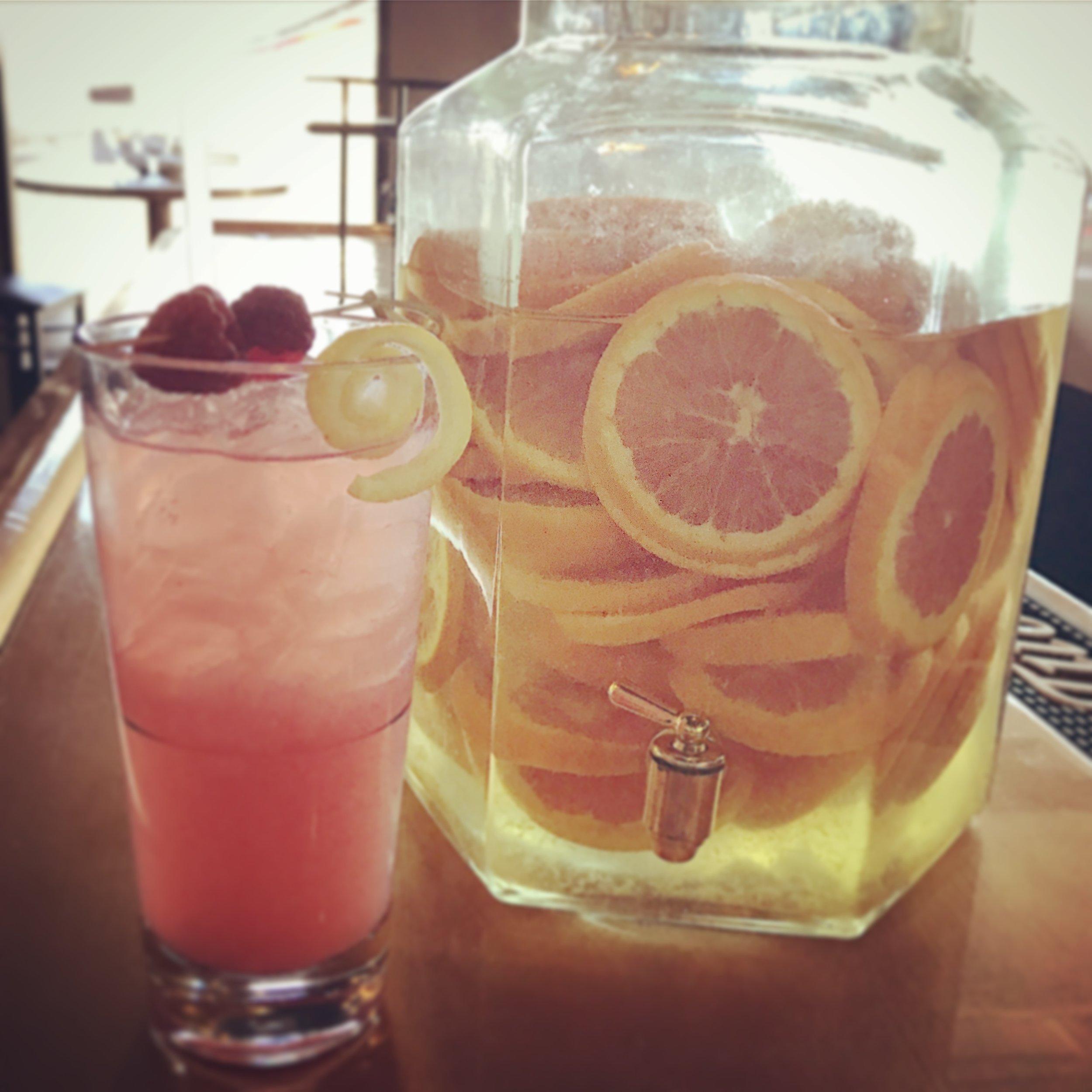 Cora Spiked Lemonade