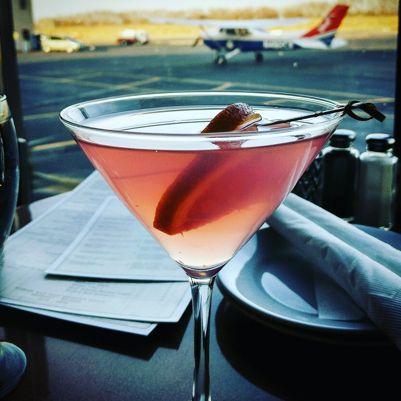 Blood Orange Cosmo