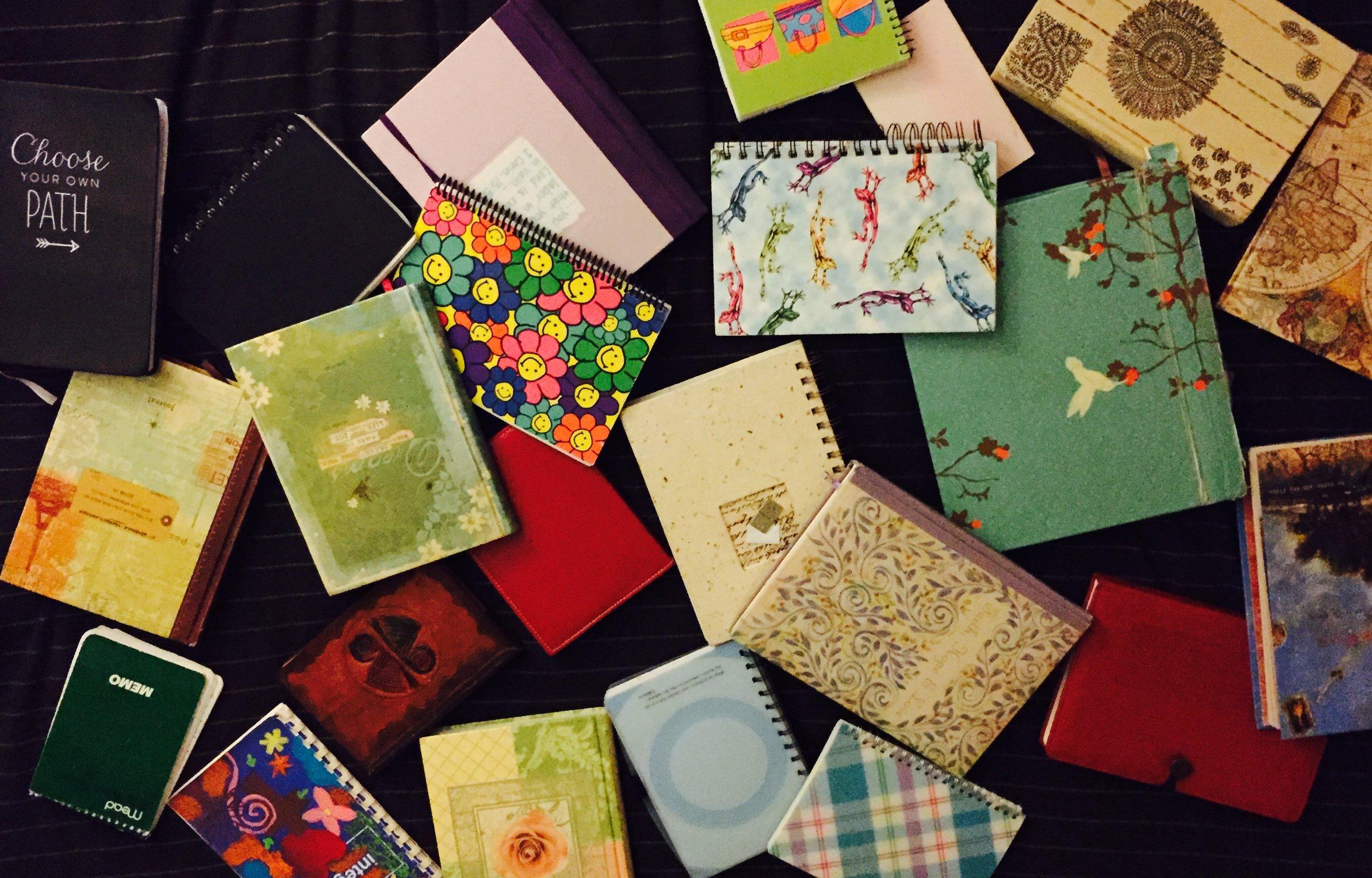 1998-2016 journaling