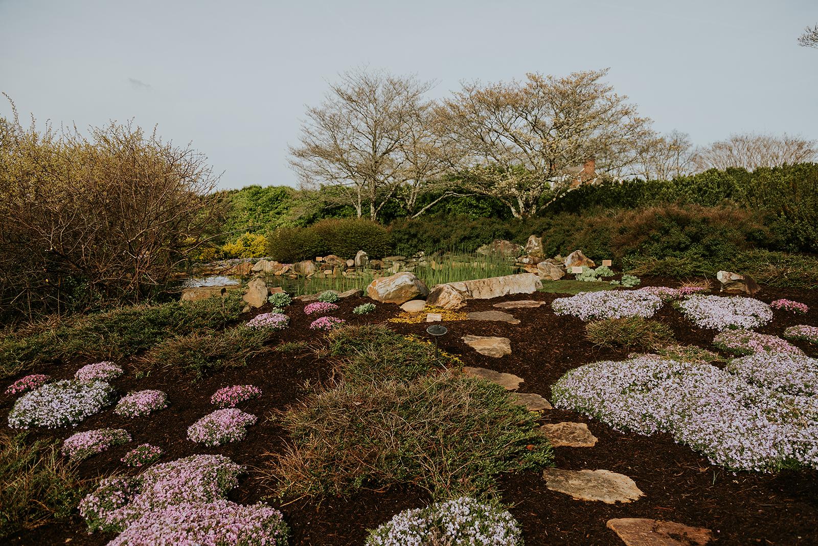 Dogwood Arts Open Garden