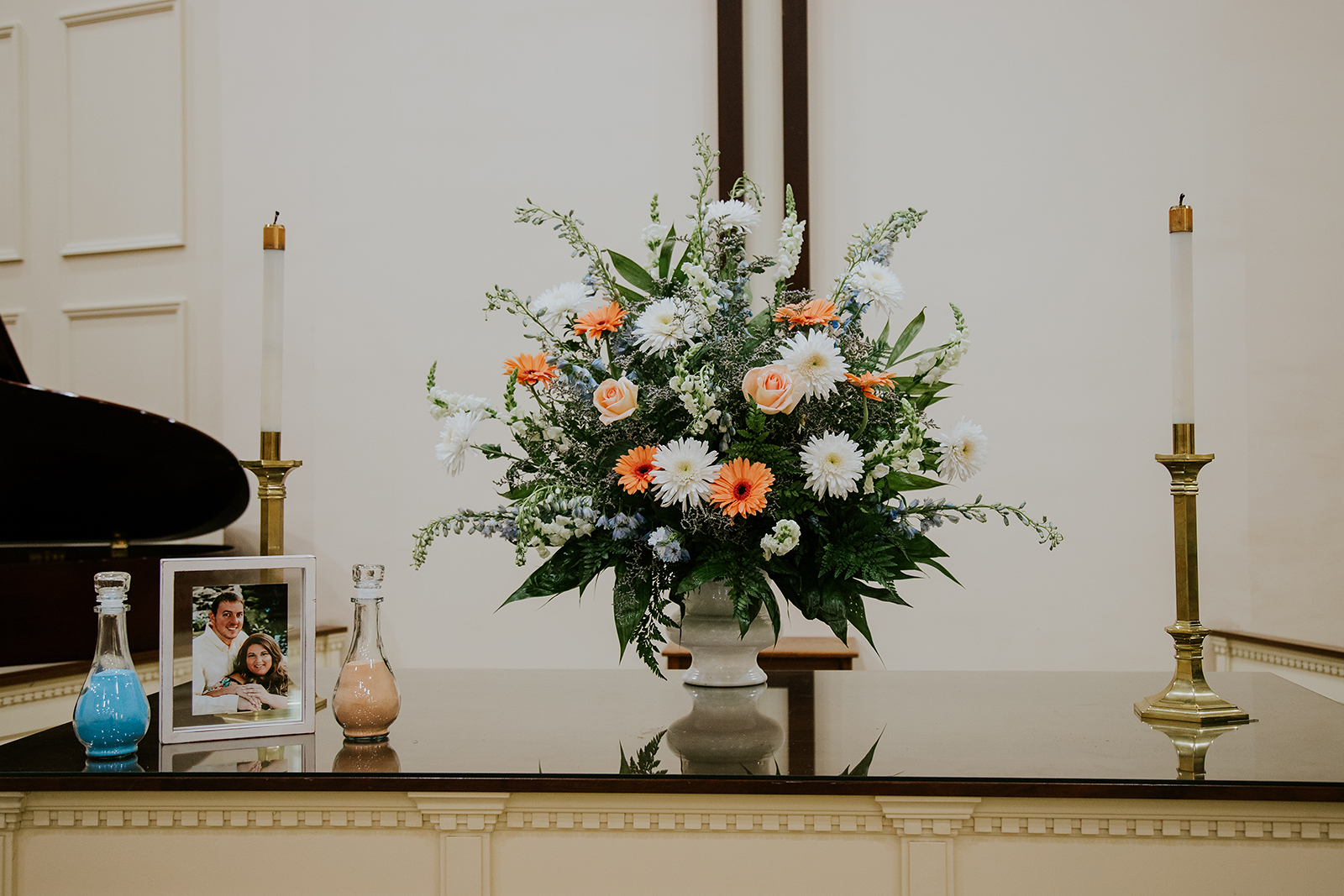 beautiful tn wedding ceremony