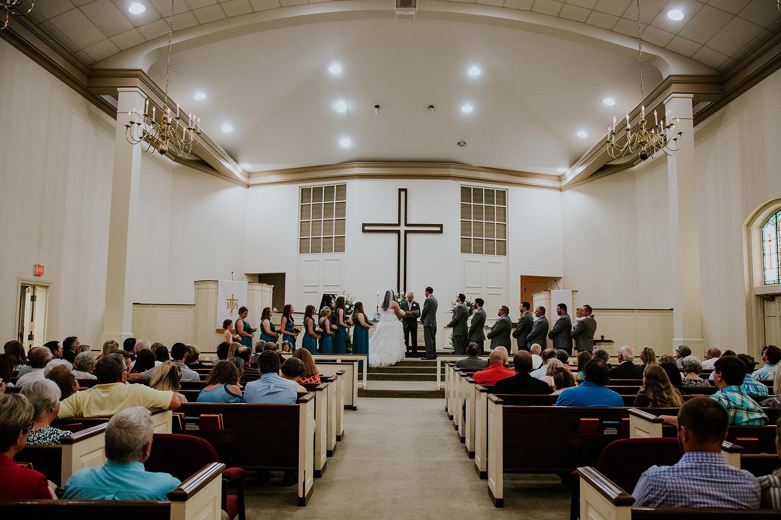 east tennessee wedding