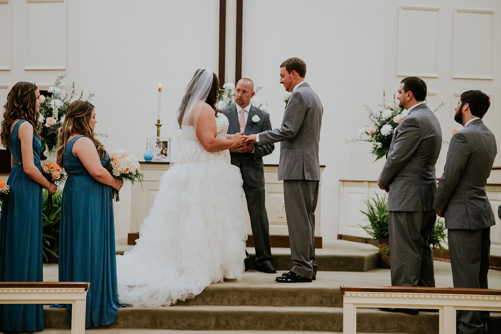 wedding photographers east tn
