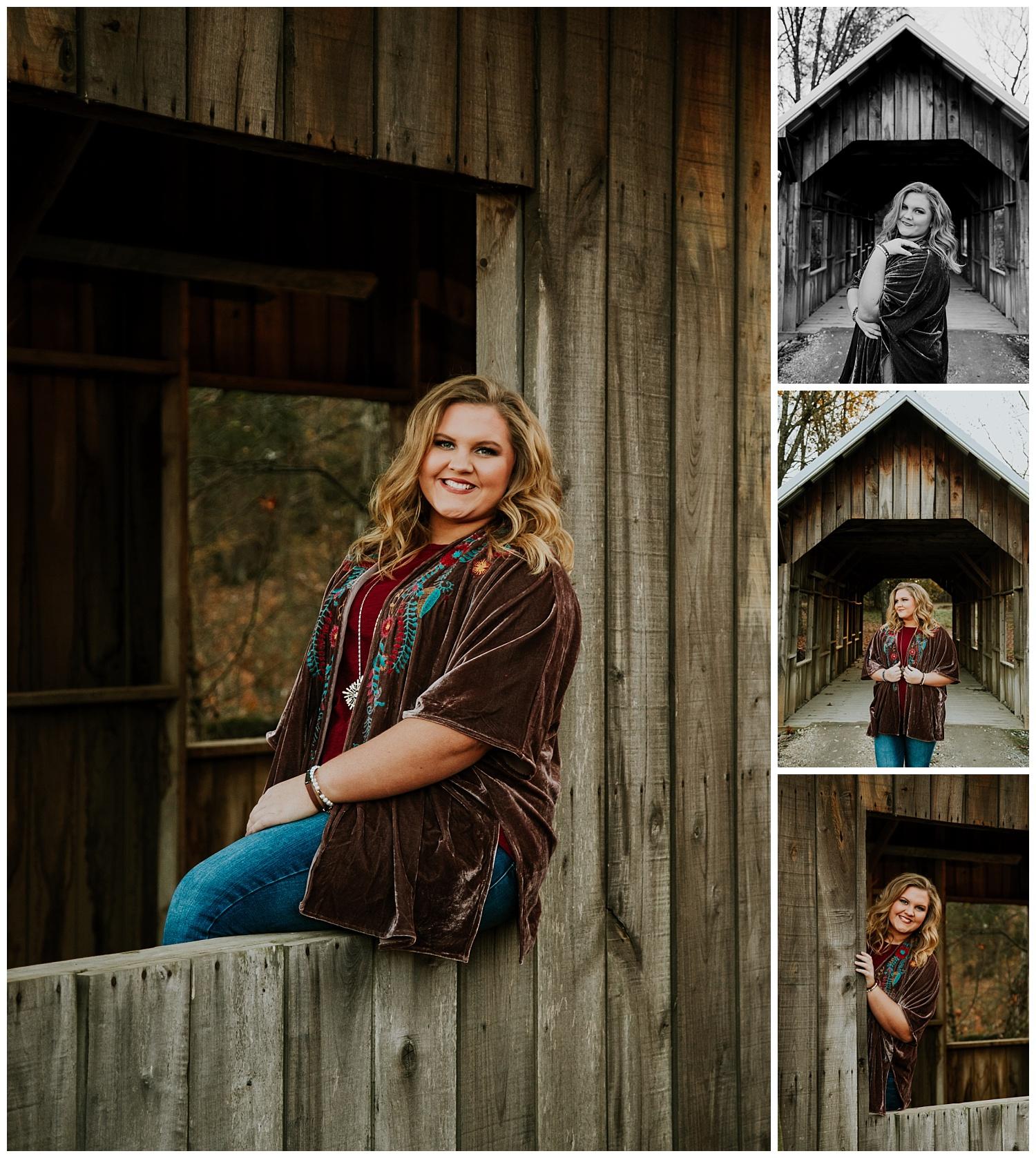 West TN Senior Photos