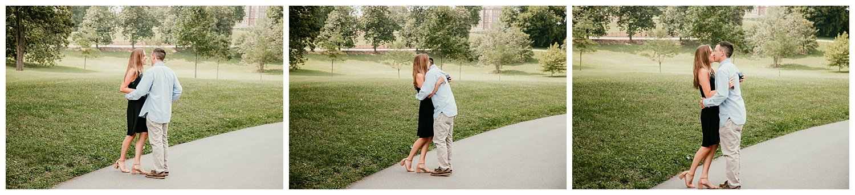 Knoxville Proposal Photos