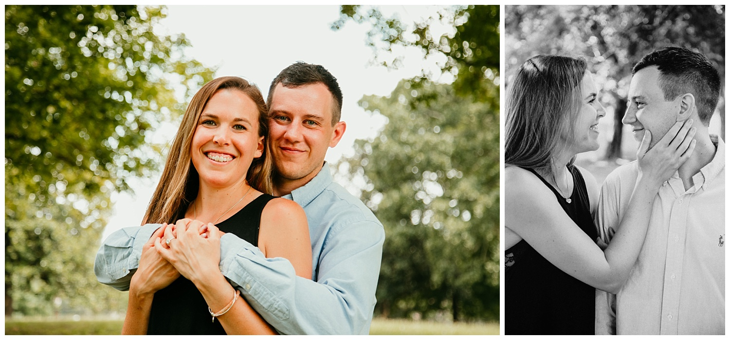 Proposal Photographer in Knoxville, TN