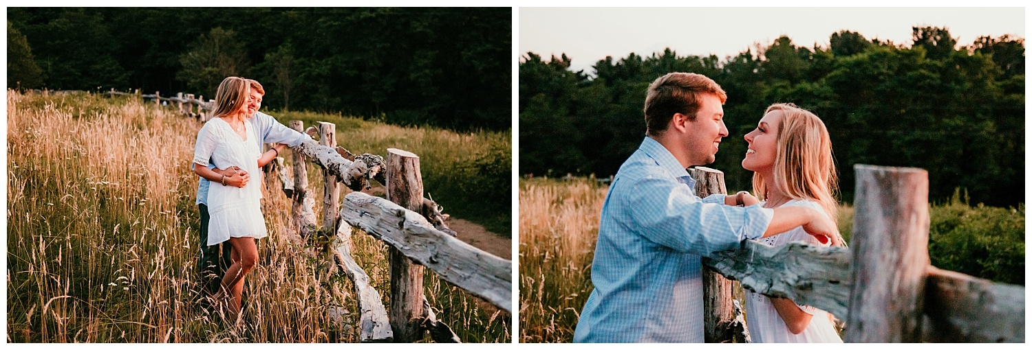 East Tennessee Engagement Photos