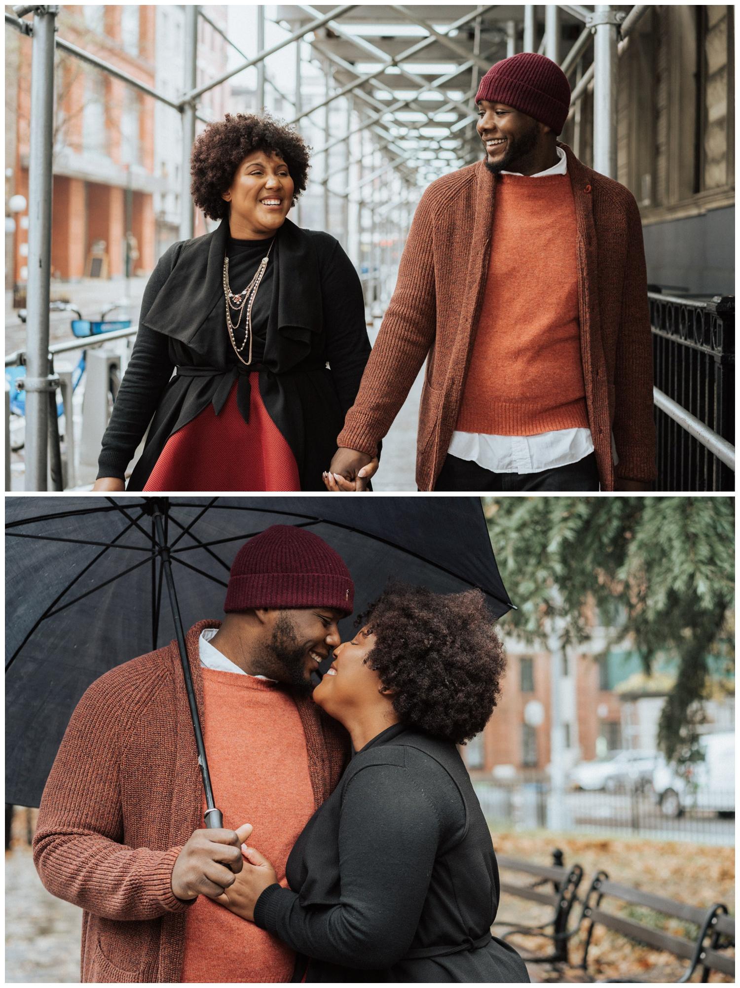 new york couple photo shoot