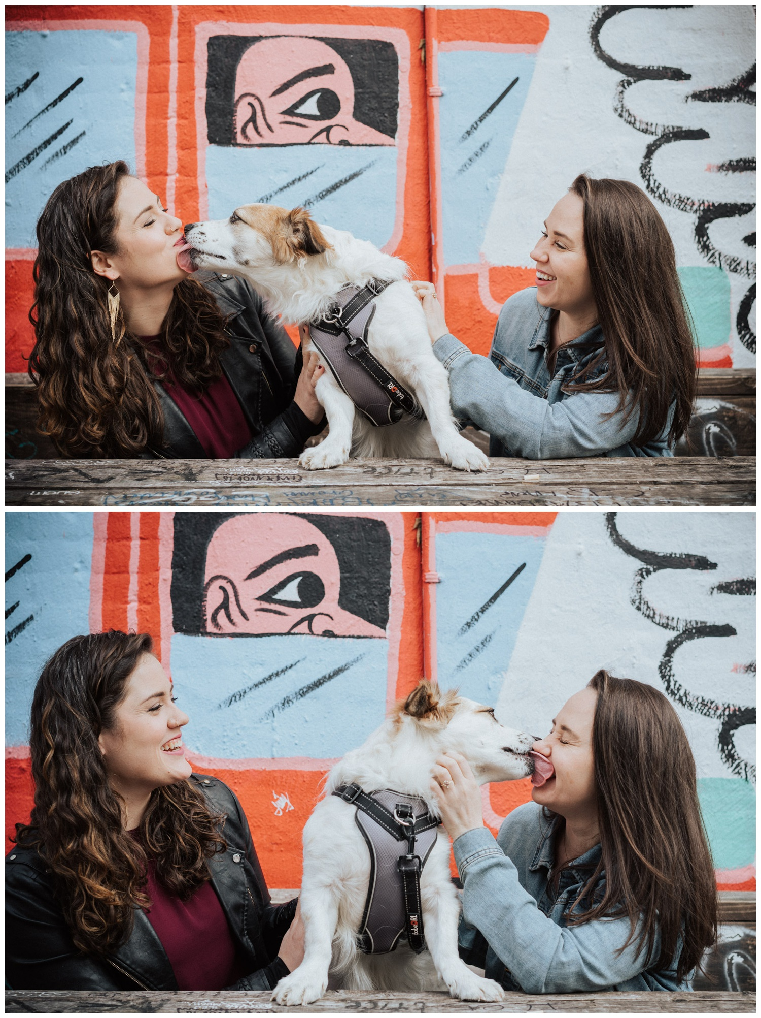 bushwick collective engagement session