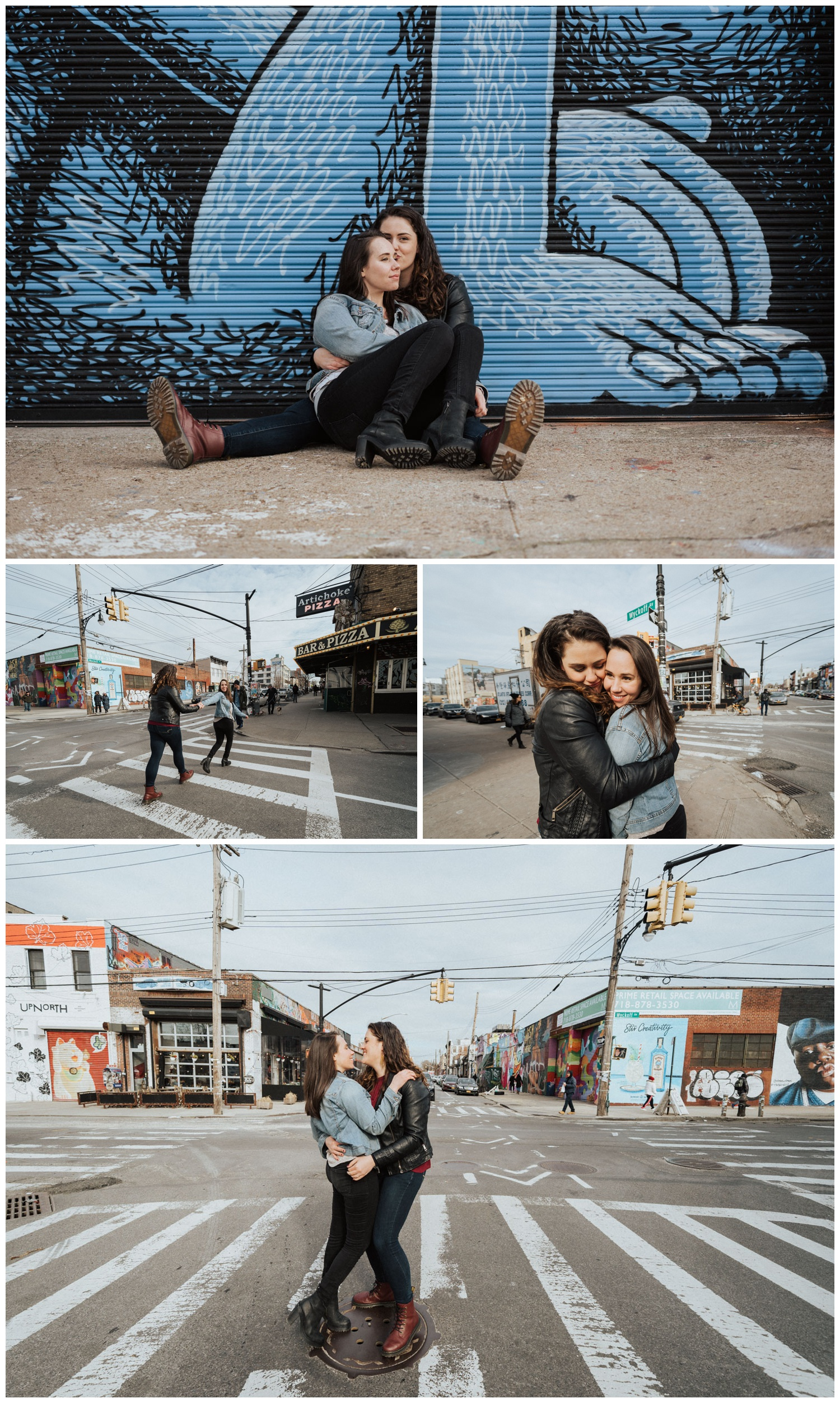 Brooklyn wedding photographer - twenty two ivy