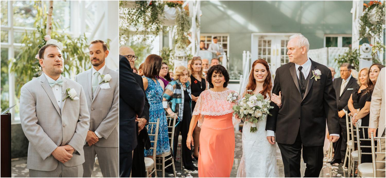 The Madison Hotel Wedding Venue Ceremony