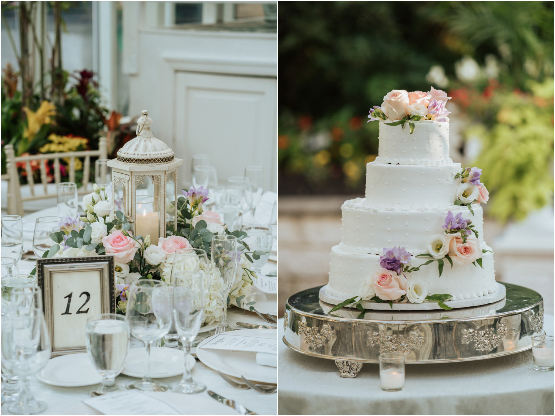 The Madison Hotel Wedding Reception