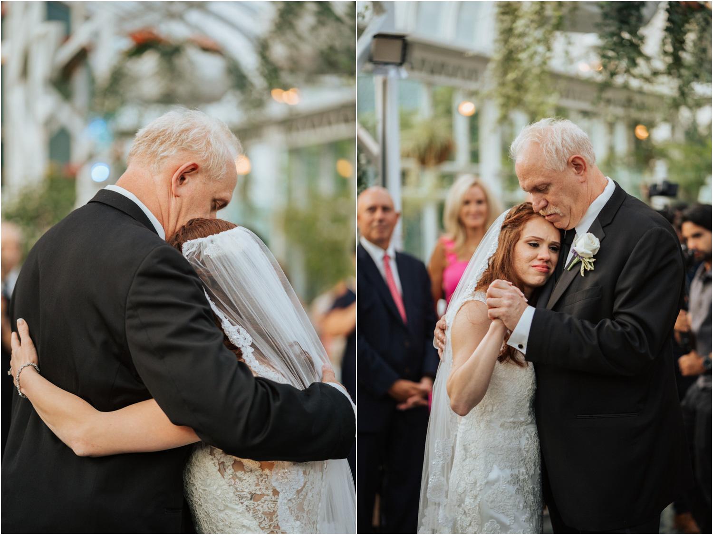 The Madison Hotel Wedding Reception Parent Dance